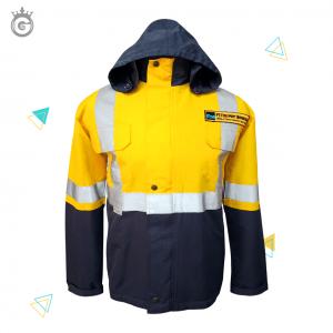 Jaket Safety Tambang PT Freeport Indonesia