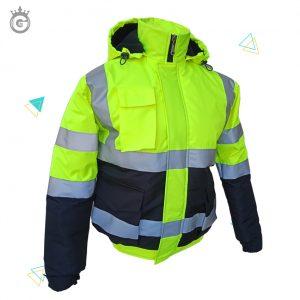 Jaket Seragam Safety