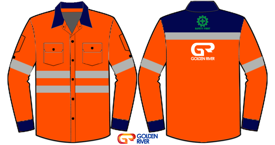 contoh desain baju tambang 13