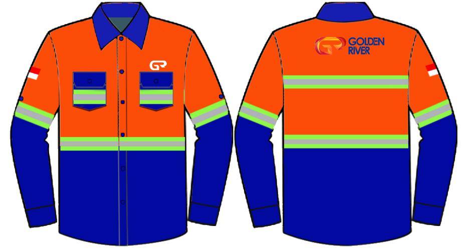 contoh desain baju tambang 2
