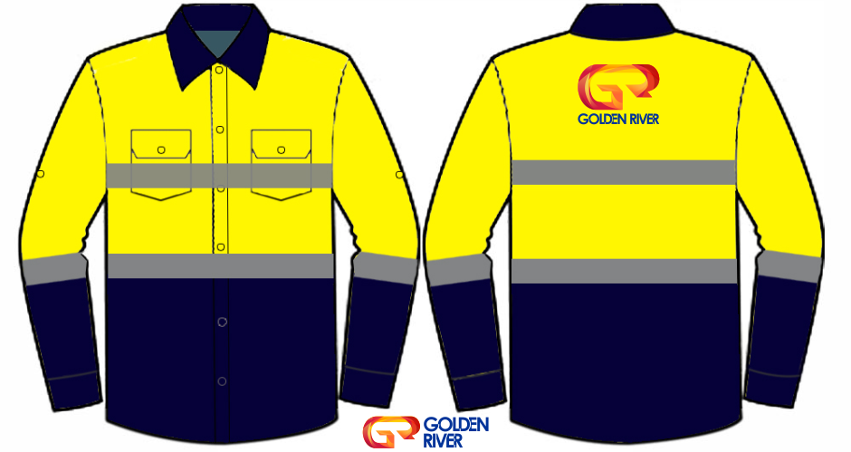 contoh desain baju tambang 3