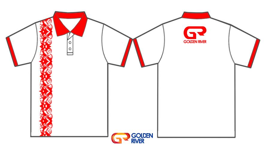 contoh desain polo shirt 1