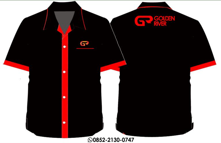 contoh baju seragam kantor
