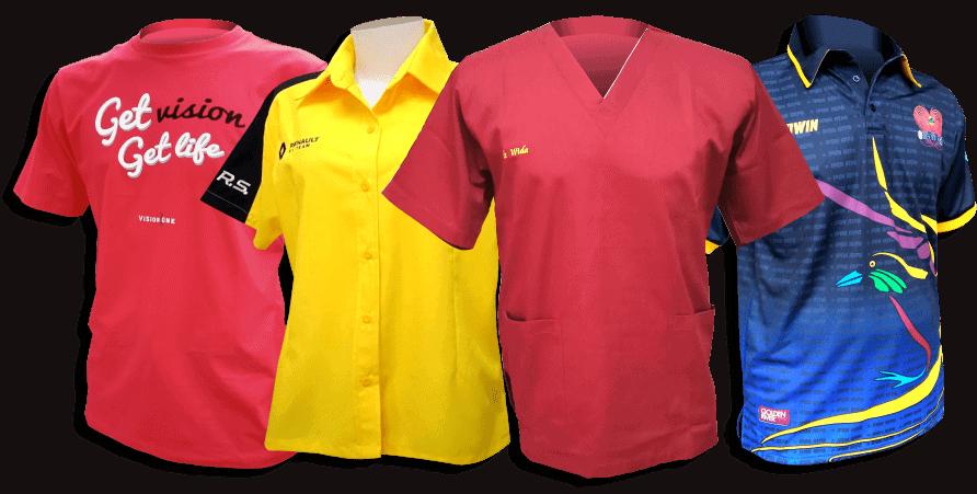 contoh desain baju perawat