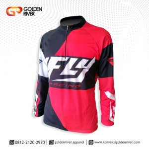 jersey sepeda fly racing