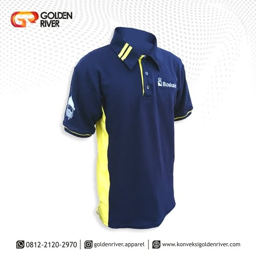 polo shirt pt boskalis indonesia