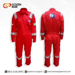 wearpack safety psi merah