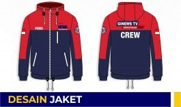 contoh jaket seragam outdoor