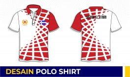 contoh jersey polo shirt