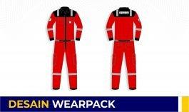 wearpack merah SIP