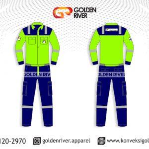 contoh desain wearpack safety tambang