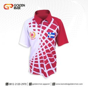 polo shirt fullprint koni