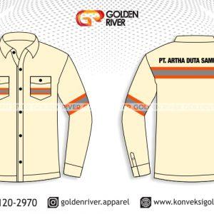 contoh desain baju safety artha duta samudera