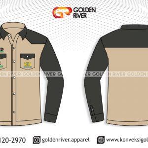 contoh desain baju seragam kadin tasikmalaya
