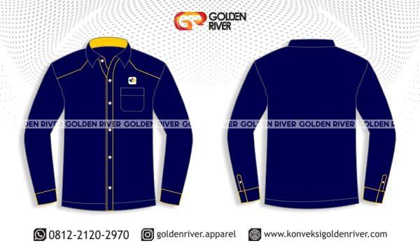 contoh desain baju seragam universitas muhammadiyah malang