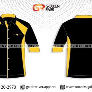 contoh desain baju seragam kerja karyawan