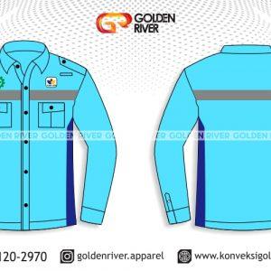 contoh desain baju seragam tumaritis