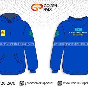 contoh desain hoodie pln