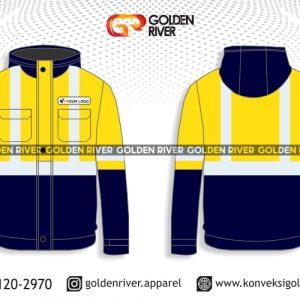 contoh desain jaket safety outdoor freeport