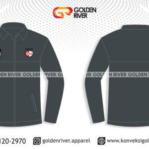contoh desain jaket jasket kpu