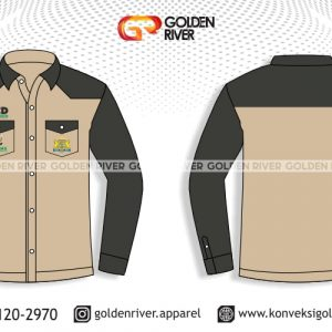 contoh desain kemeja kadin tasik malaya