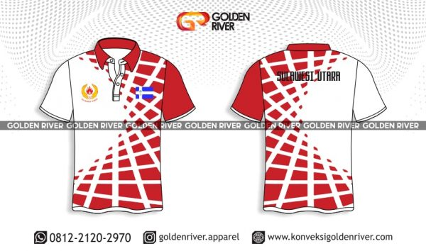 contoh desain polo shirt koni sulut