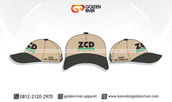 contoh desain topi kadin tasikmalaya