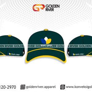 contoh desain topi acara