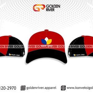 contoh desain topi lapangan