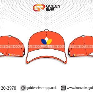 contoh desain topi golden 3