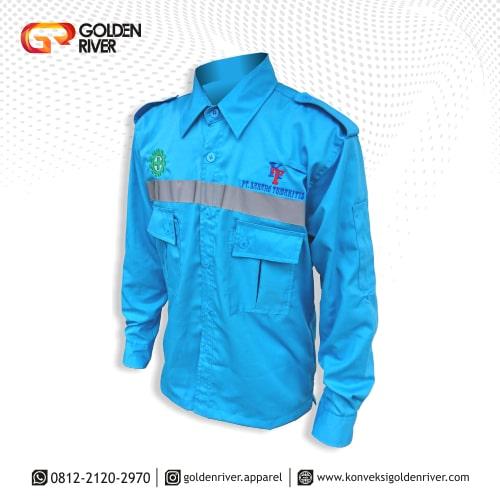 baju seragam safety tumaritis