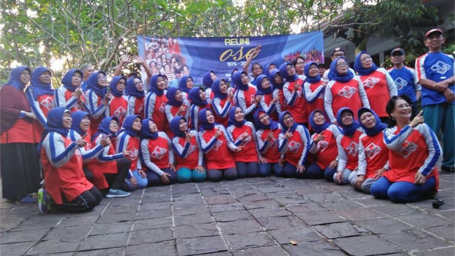 Kaos Reuni OSE Bandung