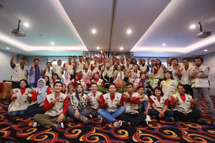 Rompi Yayasan Dr. Sjahrir Jakarta