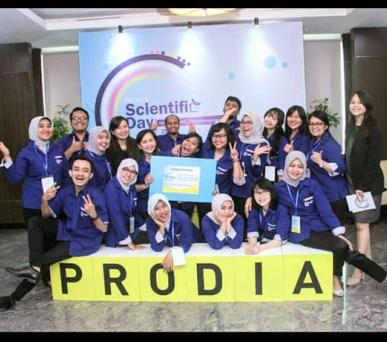 Seragam Prodia Jakarta