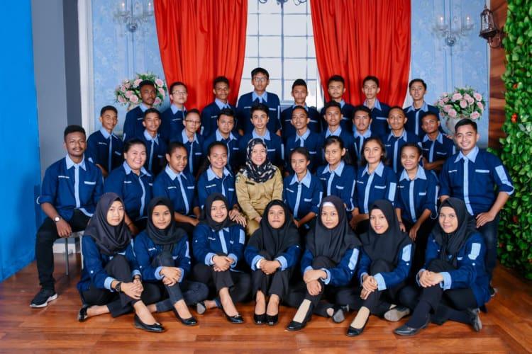 Seragam SMK N Jayapura