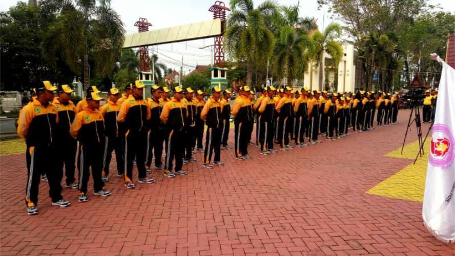 Setelan Training HSU