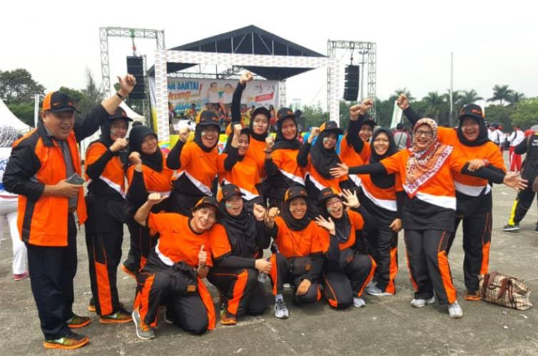 Setelan Training PLH Bandung