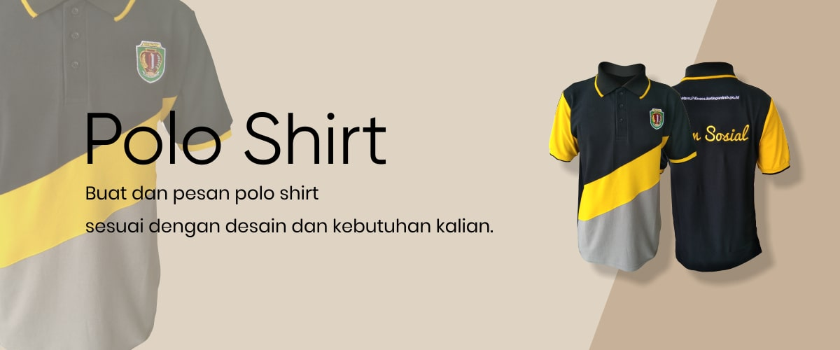 Buat Polo Shirt