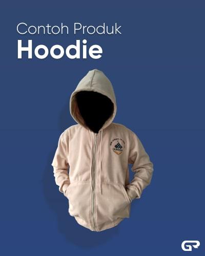Contoh Produk Hoodie