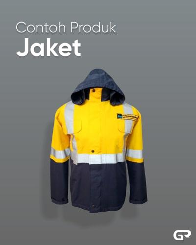 Contoh Produk Jaket