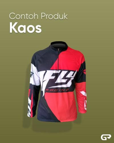 Contoh Produk Kaos