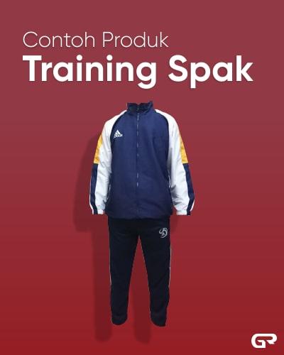 Contoh Produk Training Spak