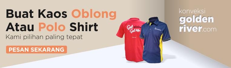 Promosi Polo Shirt & Kaos