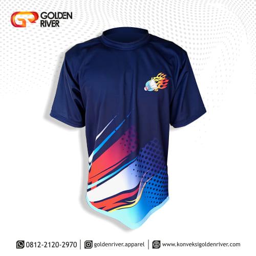jersey badminton bukit limas