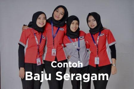 Contoh Baju Seragam