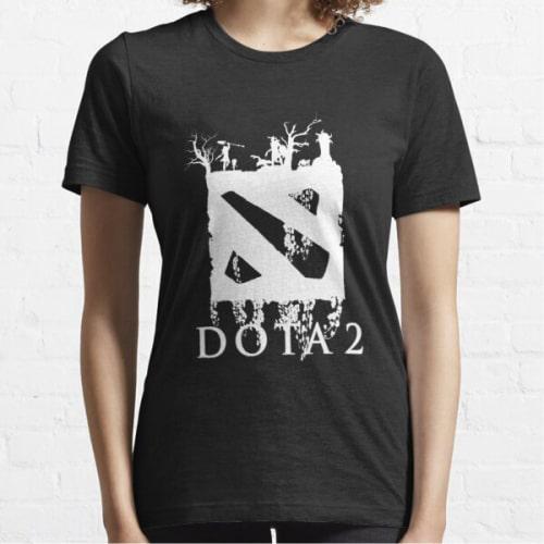 Desain Kaos Game Dota2