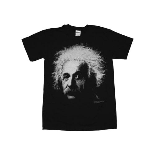 Desain Kaos Ilmuan Albert Einstein