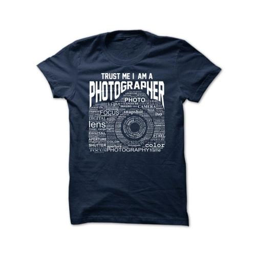 Desain Kaos Tipografi Dongker