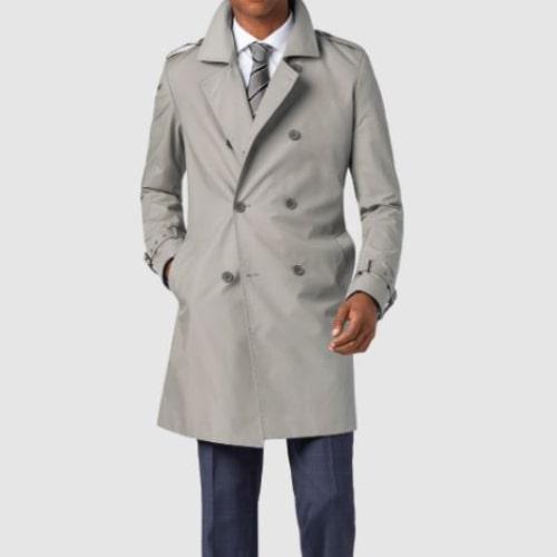 Jaket Trench Coat