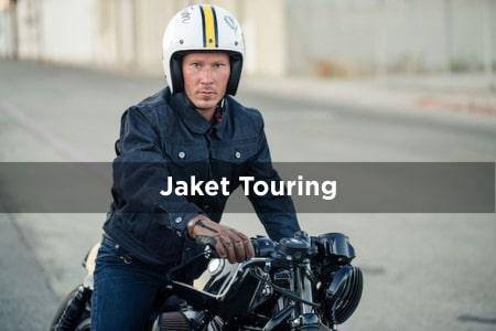 Jaket Touring